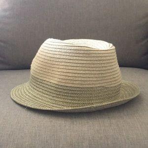 Women's Gap fedora summer hat